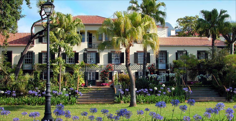Quinta Jardins Do Lago Madeira Hotel Funchal Luxushotel 5 Star Sterne Ile Luxury
