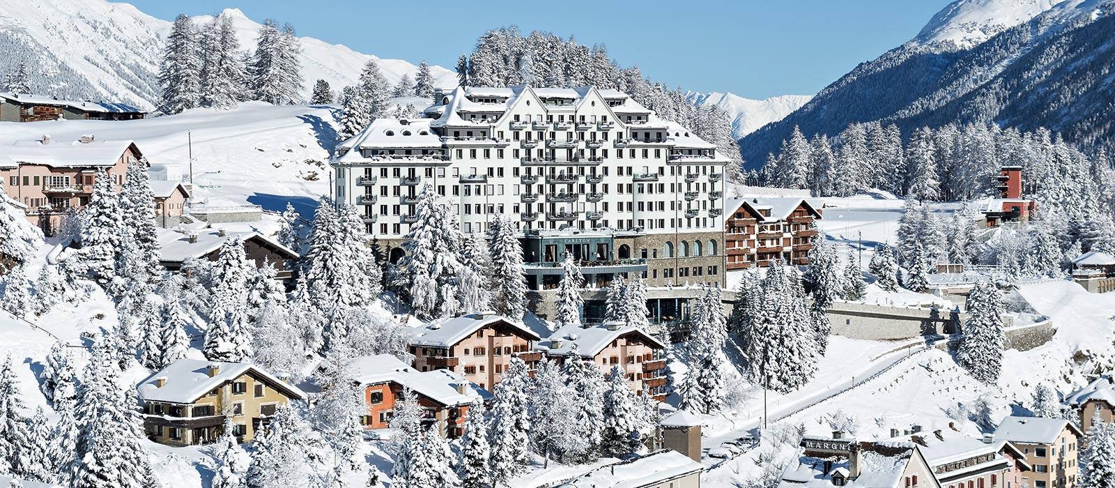 Hotel St Moritz Luxury Switzerland 5 Star Hotels Suisse Boutique Luxushotel Luxushotels Etoiles