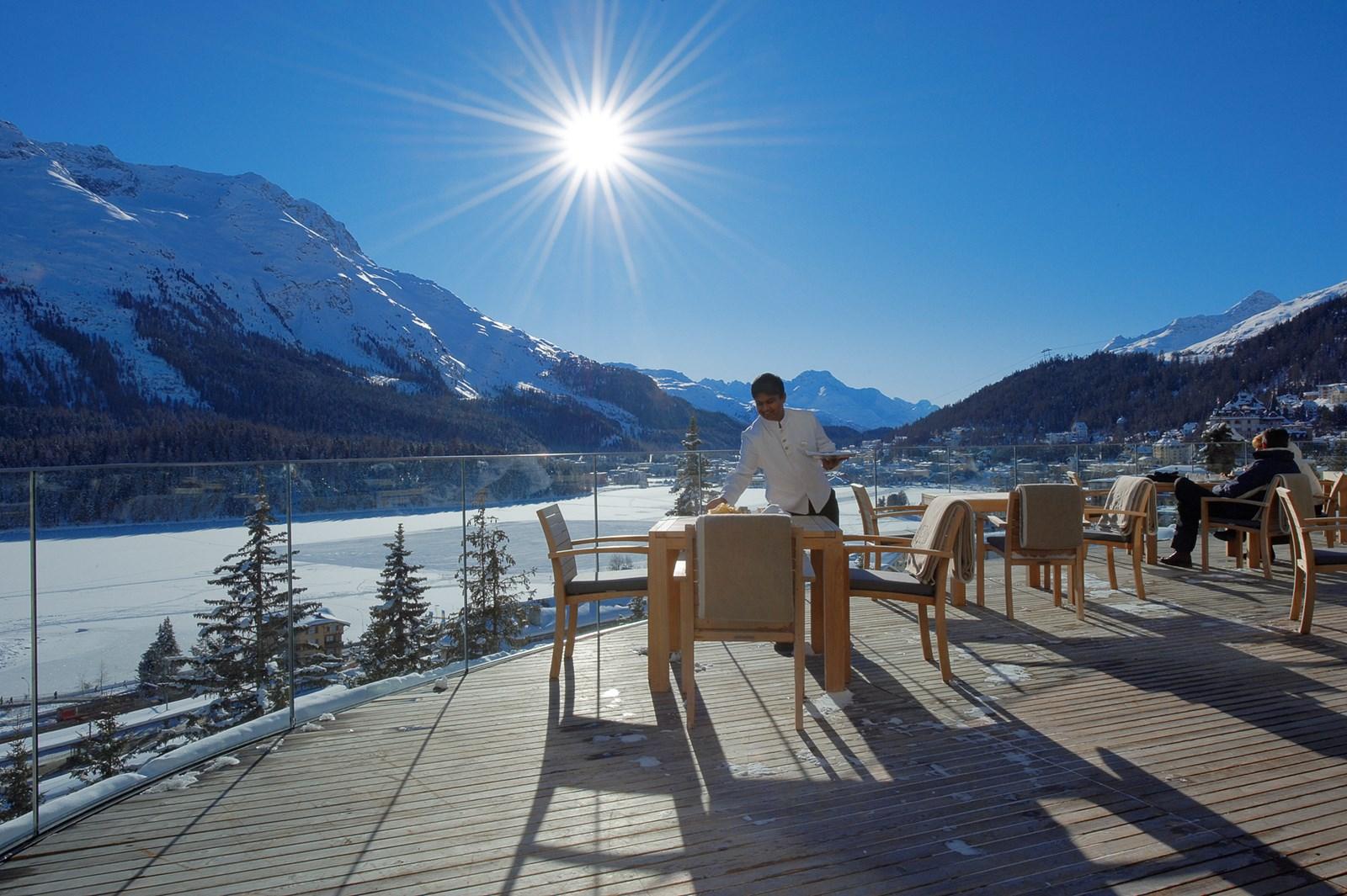 Carlton Hotel St Moritz Luxury