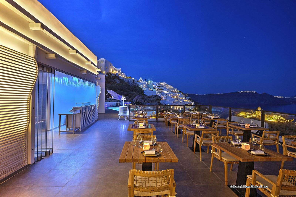 Hotel Santorini Secret Oia Ia 5 Star