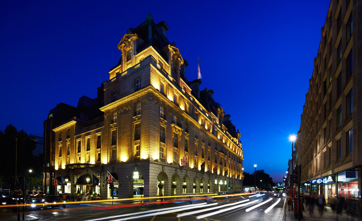 Hotel London England Luxury 5 Star Great Britain Sterne Luxushotel