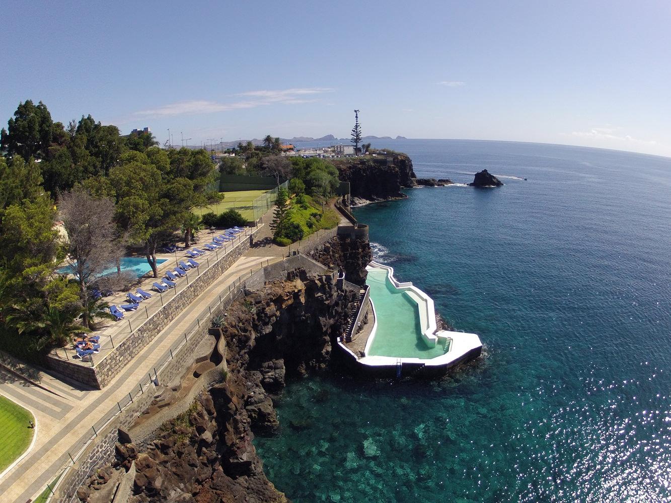 Albatroz Beach Hotel Yacht Club Santa Cruz 5 Star Madeira
